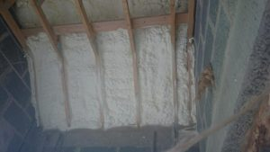 open cell spray insulation