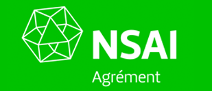 NSAI Agrement logo