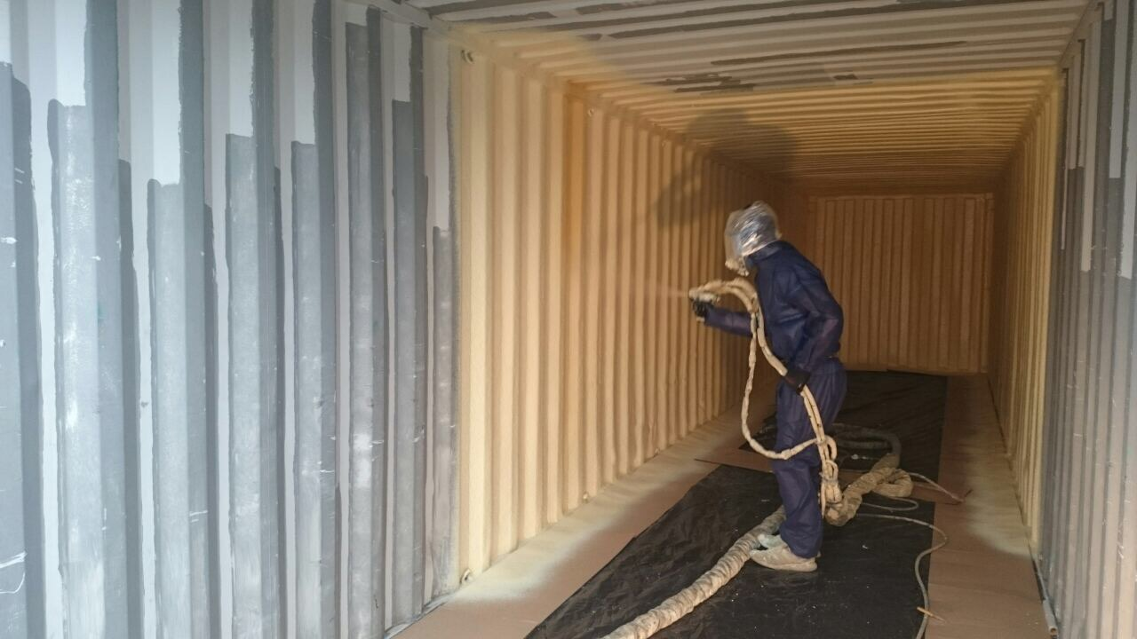 Shipping container homes good or bad - How do you insulate a shipping container home ...
