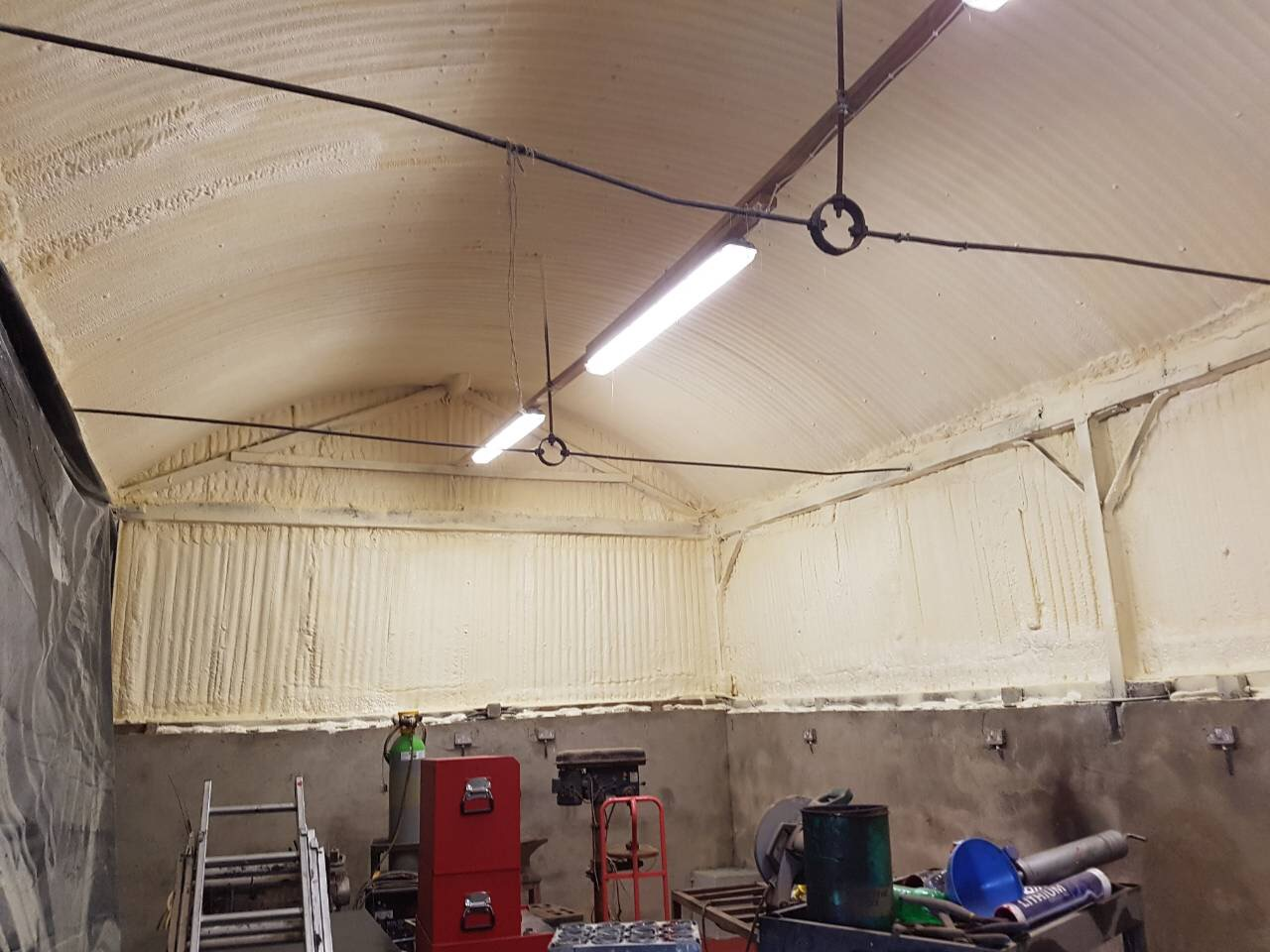 spray foam cavan